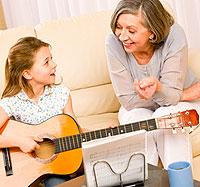 Was wir in der Musikschule vermitteln, kann zuhause geübt und vertieft werden.
